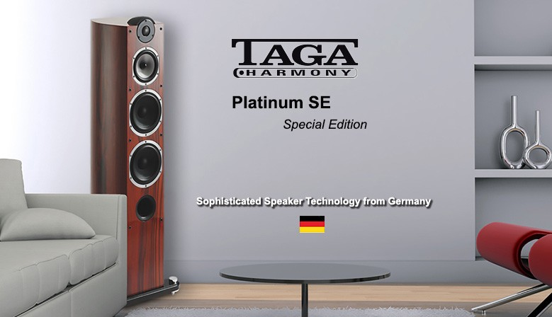 Taga Harmony Speakers