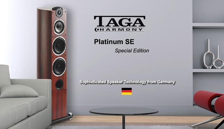 Taga Harmony Speakers